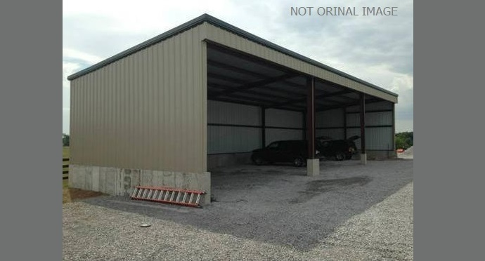 Commercial Shed for Sale